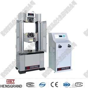 WE-D数显式液压万能试验机